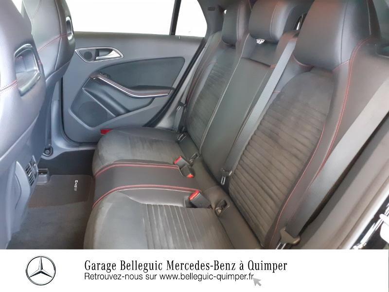 Photo 11 de l'offre de MERCEDES-BENZ CLA Shooting Brake 220 d Fascination 7G-DCT à 25890€ chez Garage Belleguic - Mercedes-Benz Quimper