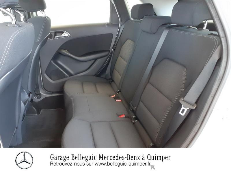 Photo 11 de l'offre de MERCEDES-BENZ Classe B 180 CDI Design 7G-DCT à 13890€ chez Garage Belleguic - Mercedes-Benz Quimper
