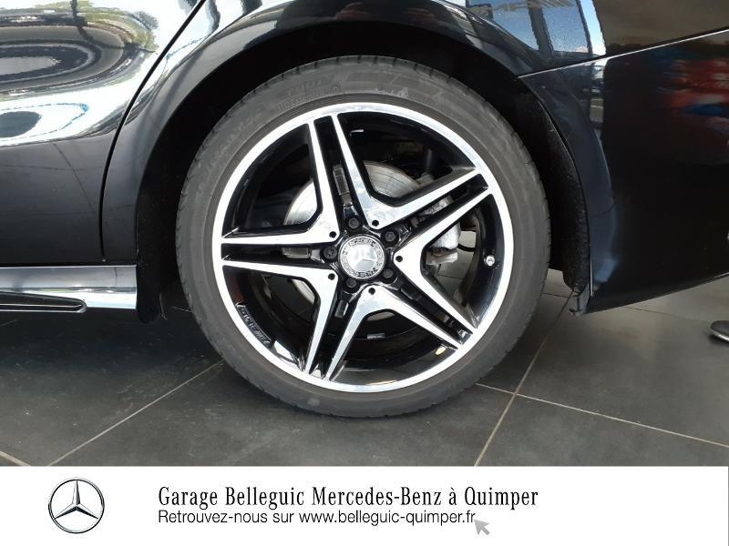 Photo 16 de l'offre de MERCEDES-BENZ CLA Shooting Brake 220 d Fascination 7G-DCT à 25890€ chez Garage Belleguic - Mercedes-Benz Quimper