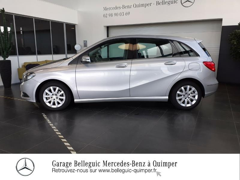 Photo 2 de l'offre de MERCEDES-BENZ Classe B 180 CDI Design 7G-DCT à 13890€ chez Garage Belleguic - Mercedes-Benz Quimper