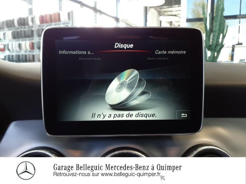 Photo 25 de l'offre de MERCEDES-BENZ CLA Shooting Brake 220 d Fascination 7G-DCT à 25890€ chez Garage Belleguic - Mercedes-Benz Quimper