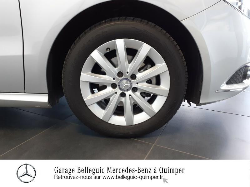 Photo 14 de l'offre de MERCEDES-BENZ Classe B 180 CDI Design 7G-DCT à 13890€ chez Garage Belleguic - Mercedes-Benz Quimper