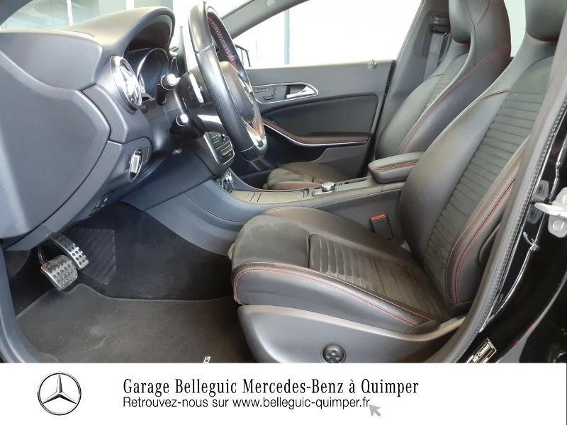 Photo 17 de l'offre de MERCEDES-BENZ CLA Shooting Brake 220 d Fascination 7G-DCT à 25890€ chez Garage Belleguic - Mercedes-Benz Quimper