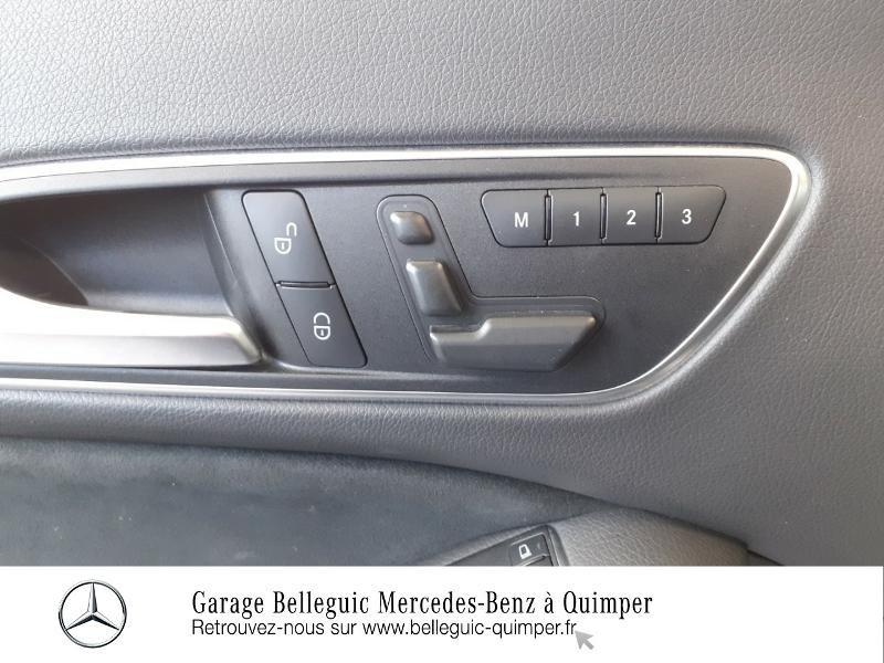 Photo 19 de l'offre de MERCEDES-BENZ CLA Shooting Brake 220 d Fascination 7G-DCT à 25890€ chez Garage Belleguic - Mercedes-Benz Quimper