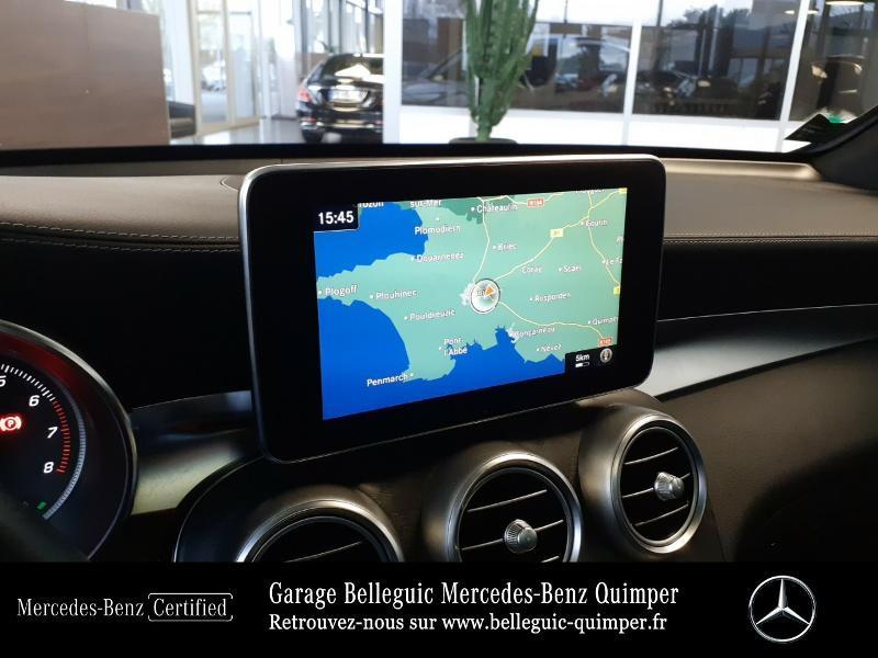 Photo 8 de l'offre de MERCEDES-BENZ GLC 350 e 211+116ch Fascination 4Matic 7G-Tronic plus à 41490€ chez Garage Belleguic - Mercedes-Benz Quimper