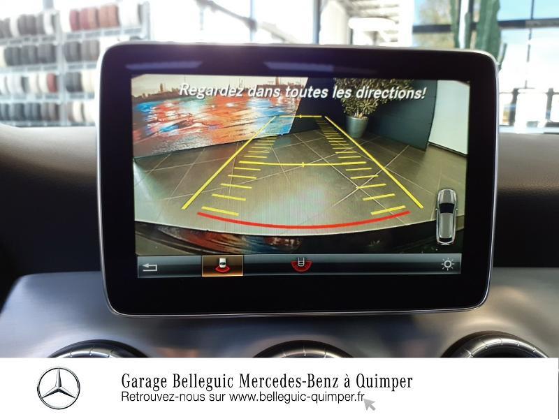 Photo 28 de l'offre de MERCEDES-BENZ CLA Shooting Brake 220 d Fascination 7G-DCT à 25890€ chez Garage Belleguic - Mercedes-Benz Quimper