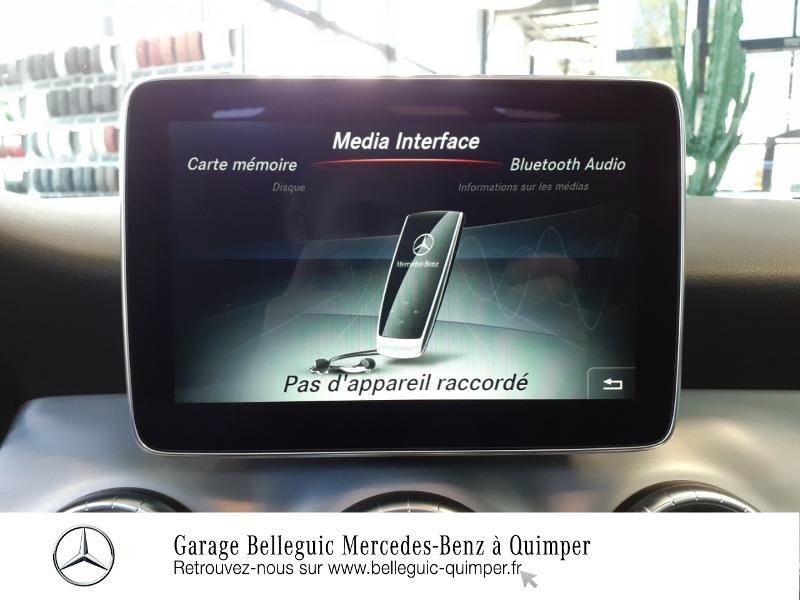 Photo 23 de l'offre de MERCEDES-BENZ CLA Shooting Brake 220 d Fascination 7G-DCT à 25890€ chez Garage Belleguic - Mercedes-Benz Quimper