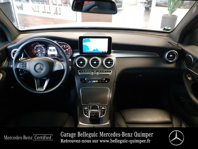 Photo 6 de l'offre de MERCEDES-BENZ GLC 350 e 211+116ch Fascination 4Matic 7G-Tronic plus à 41490€ chez Garage Belleguic - Mercedes-Benz Quimper