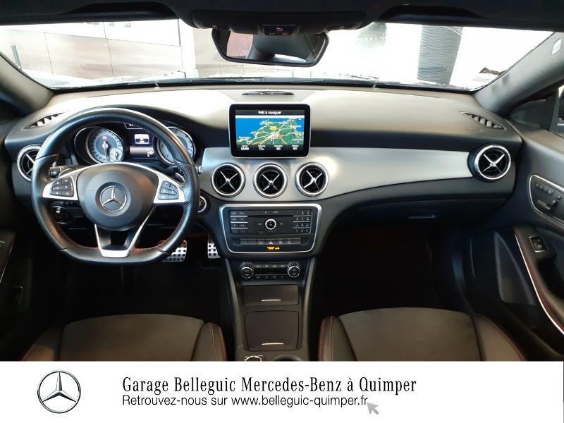 Photo 6 de l'offre de MERCEDES-BENZ CLA Shooting Brake 220 d Fascination 7G-DCT à 25890€ chez Garage Belleguic - Mercedes-Benz Quimper