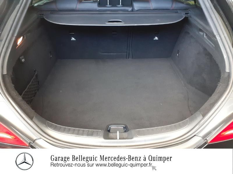 Photo 12 de l'offre de MERCEDES-BENZ CLA Shooting Brake 220 d Fascination 7G-DCT à 25890€ chez Garage Belleguic - Mercedes-Benz Quimper