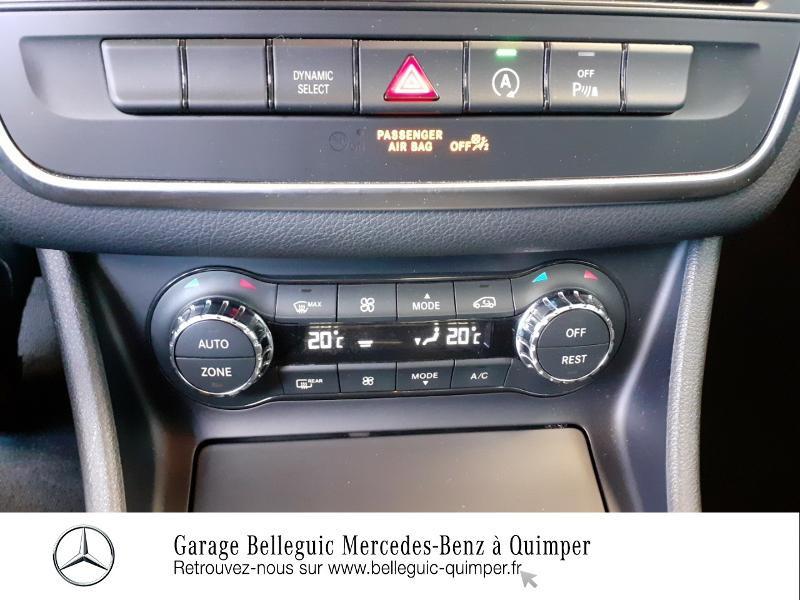 Photo 27 de l'offre de MERCEDES-BENZ CLA Shooting Brake 220 d Fascination 7G-DCT à 25890€ chez Garage Belleguic - Mercedes-Benz Quimper