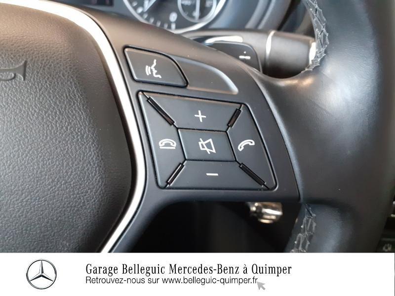 Photo 28 de l'offre de MERCEDES-BENZ Classe B 180 CDI Design 7G-DCT à 13890€ chez Garage Belleguic - Mercedes-Benz Quimper