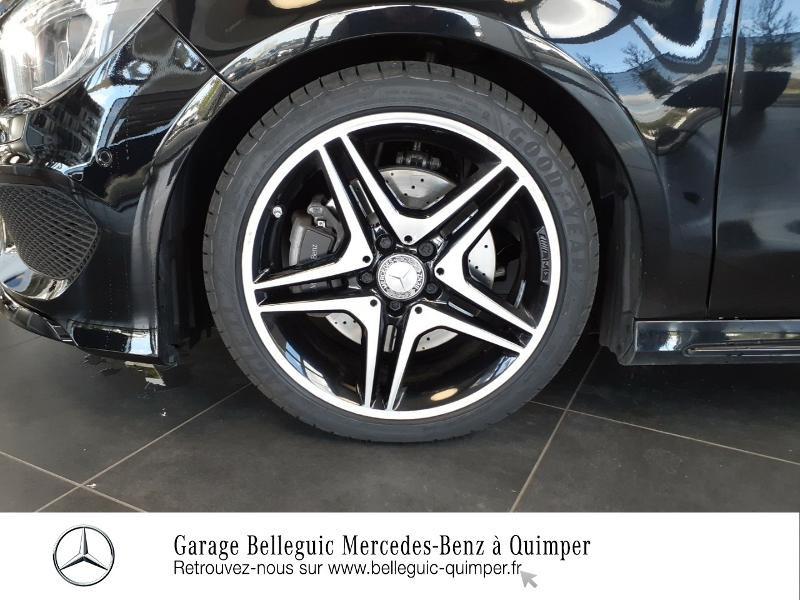 Photo 15 de l'offre de MERCEDES-BENZ CLA Shooting Brake 220 d Fascination 7G-DCT à 25890€ chez Garage Belleguic - Mercedes-Benz Quimper