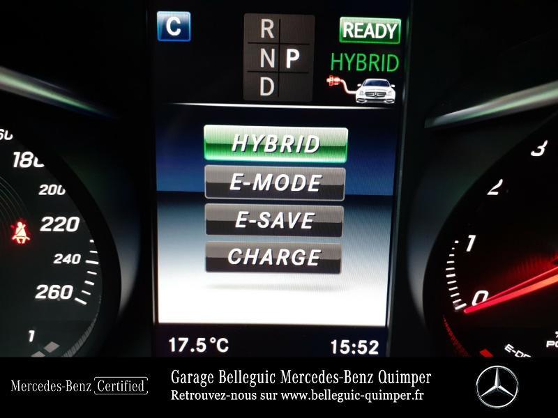 Photo 23 de l'offre de MERCEDES-BENZ GLC 350 e 211+116ch Fascination 4Matic 7G-Tronic plus à 41490€ chez Garage Belleguic - Mercedes-Benz Quimper