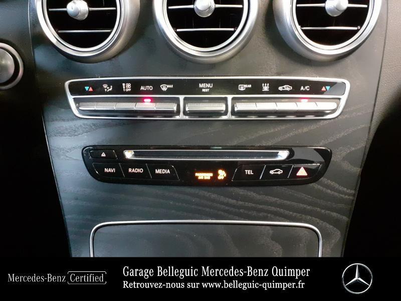 Photo 25 de l'offre de MERCEDES-BENZ GLC 350 e 211+116ch Fascination 4Matic 7G-Tronic plus à 41490€ chez Garage Belleguic - Mercedes-Benz Quimper