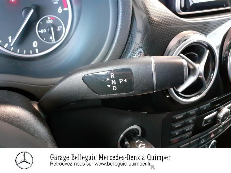 Photo 29 de l'offre de MERCEDES-BENZ Classe B 180 CDI Design 7G-DCT à 13890€ chez Garage Belleguic - Mercedes-Benz Quimper