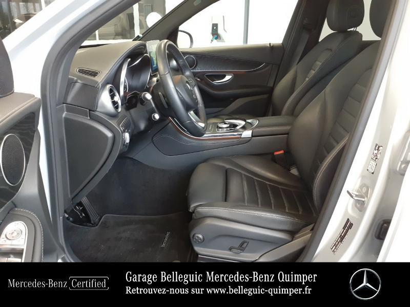 Photo 17 de l'offre de MERCEDES-BENZ GLC 350 e 211+116ch Fascination 4Matic 7G-Tronic plus à 41490€ chez Garage Belleguic - Mercedes-Benz Quimper