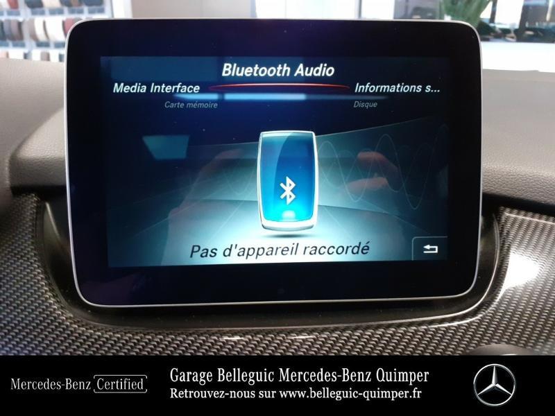 Photo 24 de l'offre de MERCEDES-BENZ Classe B 200 d Fascination 7G-DCT à 24290€ chez Garage Belleguic - Mercedes-Benz Quimper