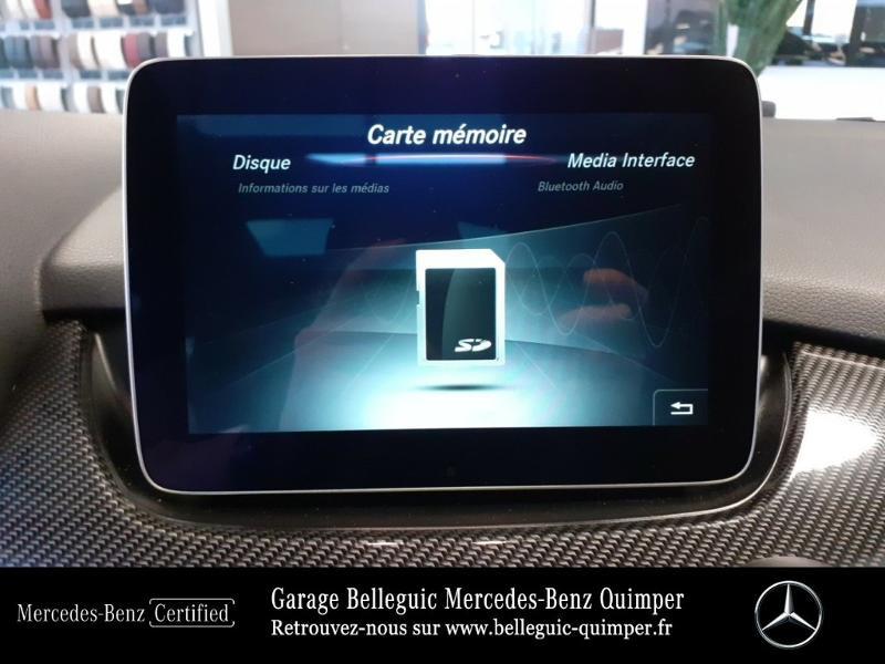 Photo 26 de l'offre de MERCEDES-BENZ Classe B 200 d Fascination 7G-DCT à 24290€ chez Garage Belleguic - Mercedes-Benz Quimper