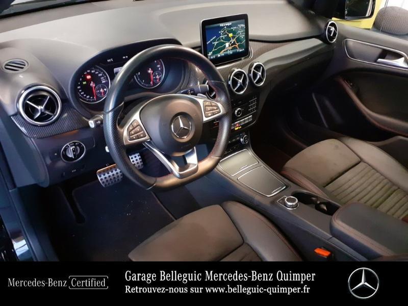 Photo 18 de l'offre de MERCEDES-BENZ Classe B 200 d Fascination 7G-DCT à 24290€ chez Garage Belleguic - Mercedes-Benz Quimper