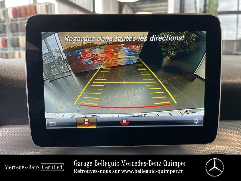 Photo 25 de l'offre de MERCEDES-BENZ Classe GLA 180 d Sensation 7G-DCT à 26390€ chez Garage Belleguic - Mercedes-Benz Quimper