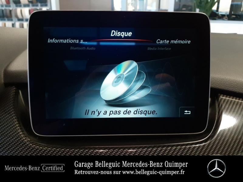 Photo 25 de l'offre de MERCEDES-BENZ Classe B 200 d Fascination 7G-DCT à 24290€ chez Garage Belleguic - Mercedes-Benz Quimper
