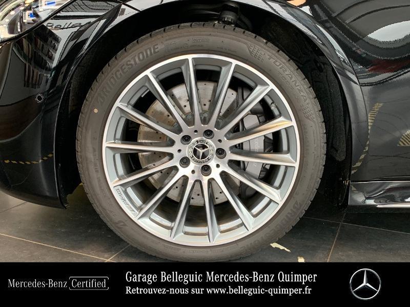 Photo 13 de l'offre de MERCEDES-BENZ Classe S 400 d 330ch AMG Line 4Matic 9G-Tronic à 119900€ chez Garage Belleguic - Mercedes-Benz Quimper