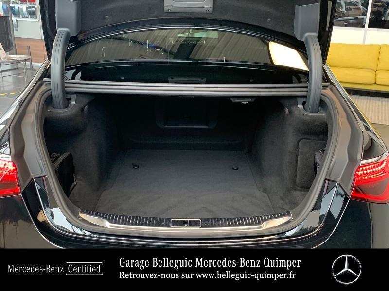 Photo 12 de l'offre de MERCEDES-BENZ Classe S 400 d 330ch AMG Line 4Matic 9G-Tronic à 119900€ chez Garage Belleguic - Mercedes-Benz Quimper