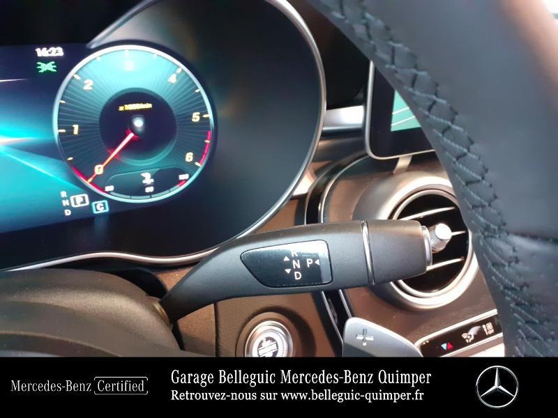 Photo 10 de l'offre de MERCEDES-BENZ Classe C 220 d 194ch AMG Line 9G-Tronic à 45900€ chez Garage Belleguic - Mercedes-Benz Quimper