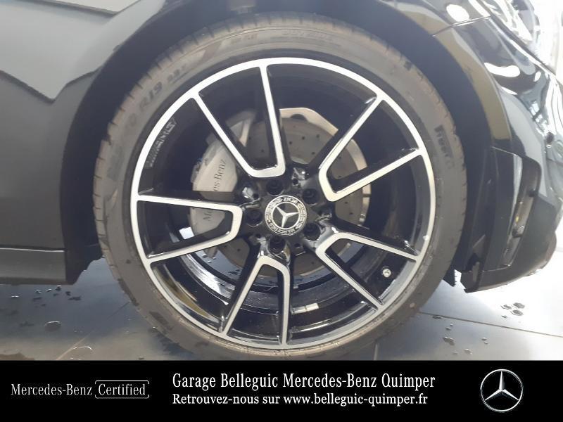Photo 16 de l'offre de MERCEDES-BENZ Classe C 220 d 194ch AMG Line 9G-Tronic à 45900€ chez Garage Belleguic - Mercedes-Benz Quimper
