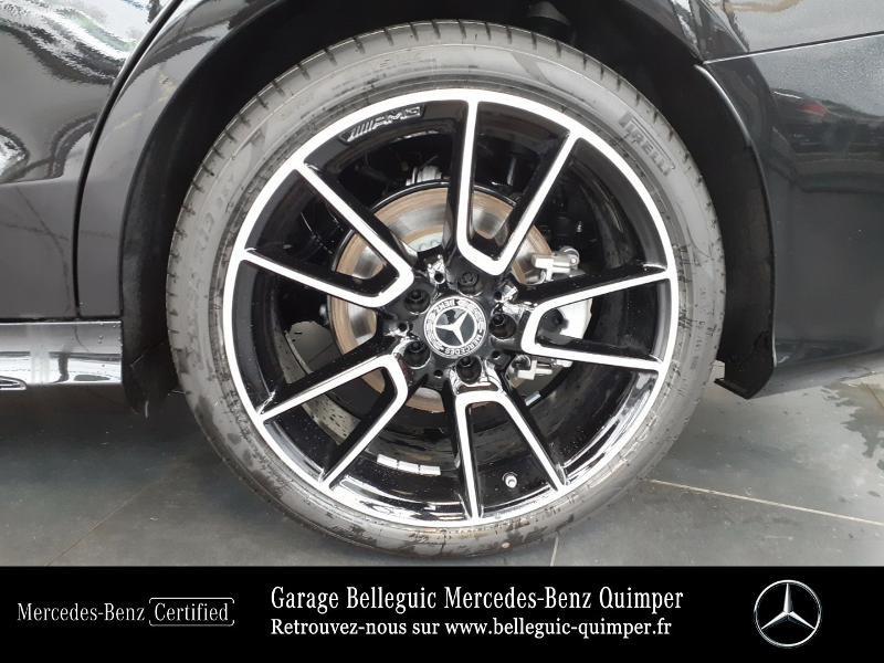 Photo 14 de l'offre de MERCEDES-BENZ Classe C 220 d 194ch AMG Line 9G-Tronic à 45900€ chez Garage Belleguic - Mercedes-Benz Quimper