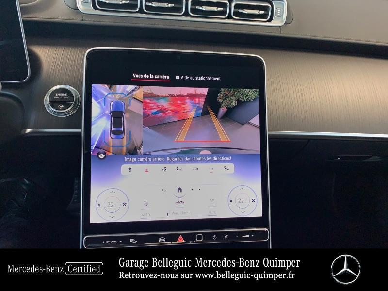 Photo 25 de l'offre de MERCEDES-BENZ Classe S 400 d 330ch AMG Line 4Matic 9G-Tronic à 119900€ chez Garage Belleguic - Mercedes-Benz Quimper