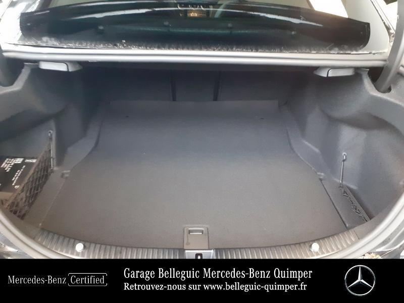 Photo 12 de l'offre de MERCEDES-BENZ Classe C 220 d 194ch AMG Line 9G-Tronic à 45900€ chez Garage Belleguic - Mercedes-Benz Quimper