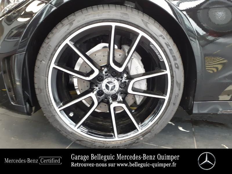Photo 13 de l'offre de MERCEDES-BENZ Classe C 220 d 194ch AMG Line 9G-Tronic à 45900€ chez Garage Belleguic - Mercedes-Benz Quimper