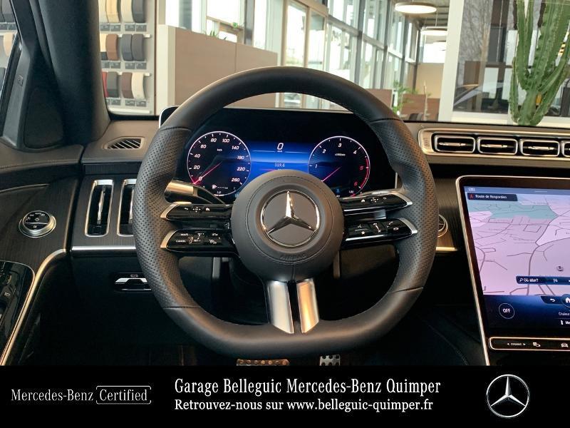 Photo 7 de l'offre de MERCEDES-BENZ Classe S 400 d 330ch AMG Line 4Matic 9G-Tronic à 119900€ chez Garage Belleguic - Mercedes-Benz Quimper