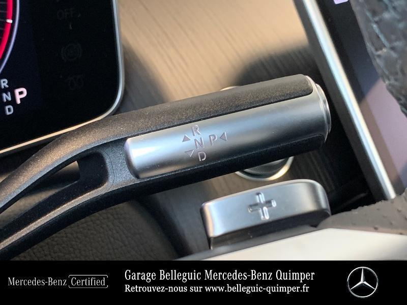 Photo 10 de l'offre de MERCEDES-BENZ Classe S 400 d 330ch AMG Line 4Matic 9G-Tronic à 119900€ chez Garage Belleguic - Mercedes-Benz Quimper