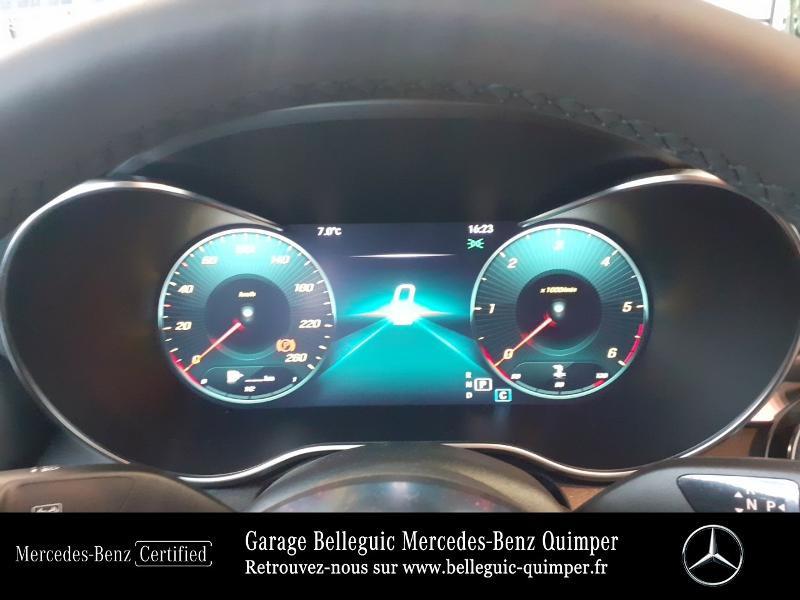 Photo 9 de l'offre de MERCEDES-BENZ Classe C 220 d 194ch AMG Line 9G-Tronic à 45900€ chez Garage Belleguic - Mercedes-Benz Quimper
