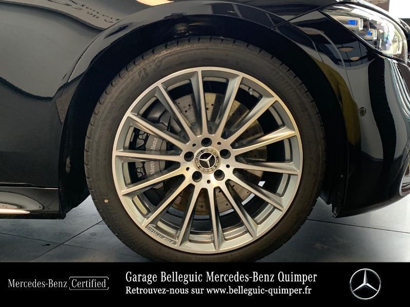 Photo 16 de l'offre de MERCEDES-BENZ Classe S 400 d 330ch AMG Line 4Matic 9G-Tronic à 119900€ chez Garage Belleguic - Mercedes-Benz Quimper