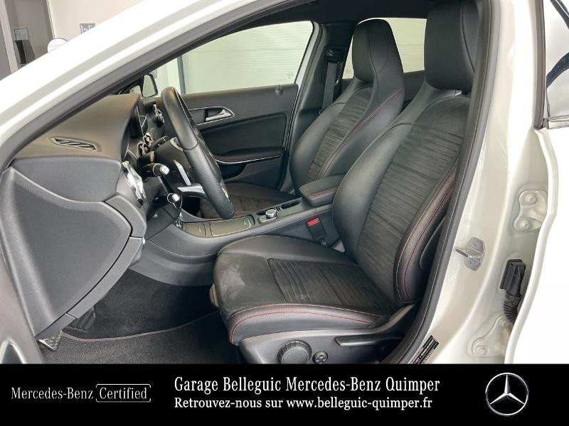 Photo 17 de l'offre de MERCEDES-BENZ Classe GLA 180 d Fascination 7G-DCT à 27490€ chez Garage Belleguic - Mercedes-Benz Quimper
