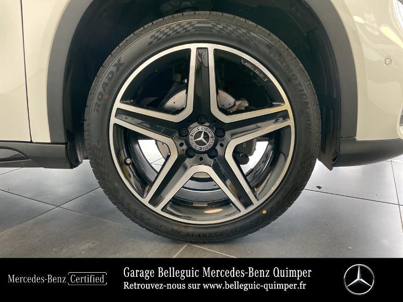 Photo 15 de l'offre de MERCEDES-BENZ Classe GLA 180 d Fascination 7G-DCT à 27490€ chez Garage Belleguic - Mercedes-Benz Quimper