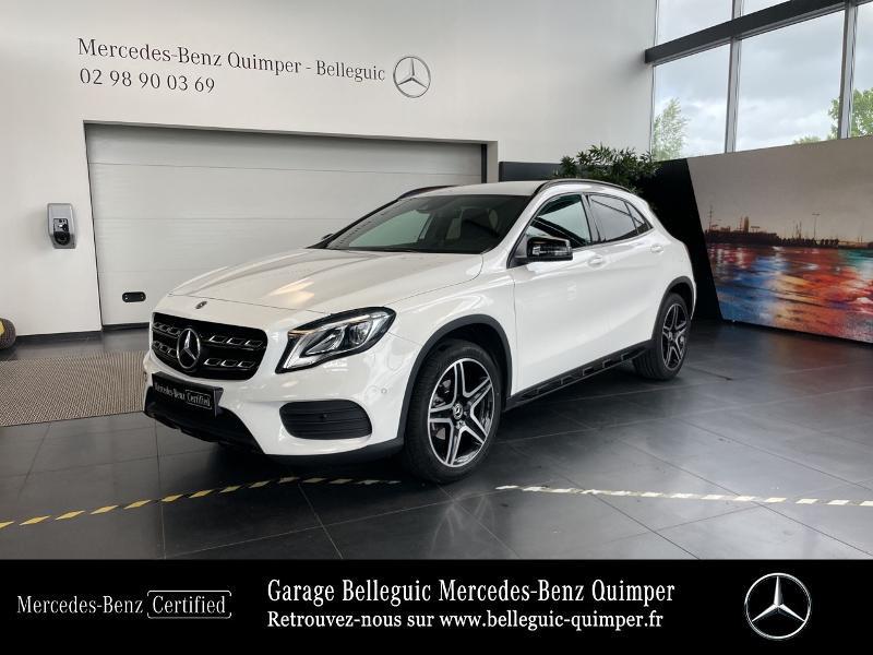 Photo 31 de l'offre de MERCEDES-BENZ Classe GLA 180 d Fascination 7G-DCT à 27490€ chez Garage Belleguic - Mercedes-Benz Quimper