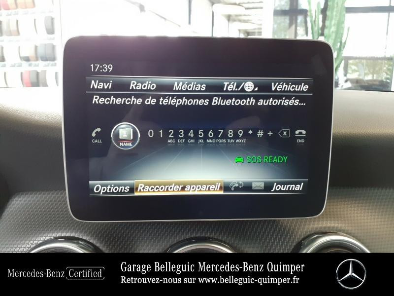 Photo 28 de l'offre de MERCEDES-BENZ Classe GLA 180 d Inspiration 7G-DCT à 24890€ chez Garage Belleguic - Mercedes-Benz Quimper