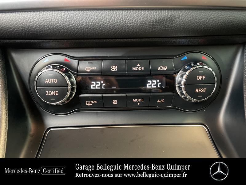 Photo 27 de l'offre de MERCEDES-BENZ Classe GLA 180 d Sensation 7G-DCT à 26390€ chez Garage Belleguic - Mercedes-Benz Quimper