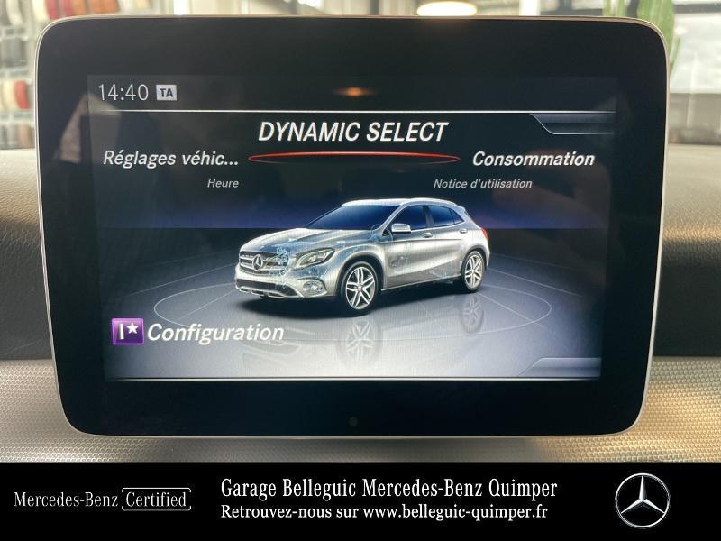 Photo 28 de l'offre de MERCEDES-BENZ Classe GLA 180 d Sensation 7G-DCT à 26390€ chez Garage Belleguic - Mercedes-Benz Quimper