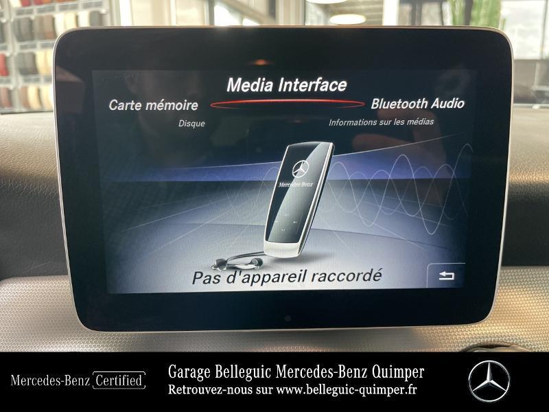 Photo 20 de l'offre de MERCEDES-BENZ Classe GLA 180 d Sensation 7G-DCT à 26390€ chez Garage Belleguic - Mercedes-Benz Quimper
