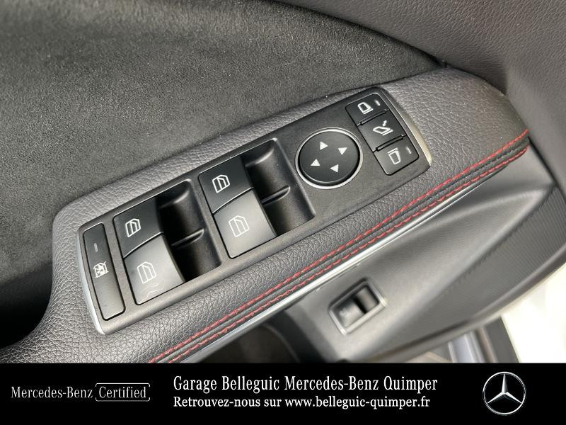 Photo 18 de l'offre de MERCEDES-BENZ Classe GLA 180 d Fascination 7G-DCT à 27490€ chez Garage Belleguic - Mercedes-Benz Quimper