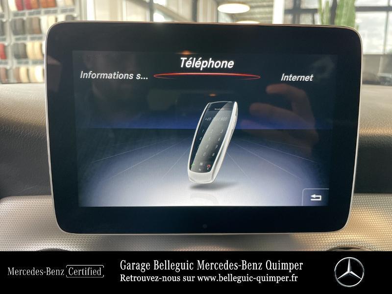 Photo 24 de l'offre de MERCEDES-BENZ Classe GLA 180 d Sensation 7G-DCT à 26390€ chez Garage Belleguic - Mercedes-Benz Quimper
