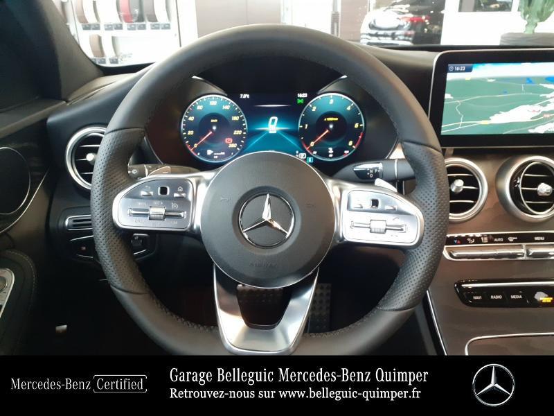 Photo 7 de l'offre de MERCEDES-BENZ Classe C 220 d 194ch AMG Line 9G-Tronic à 45900€ chez Garage Belleguic - Mercedes-Benz Quimper