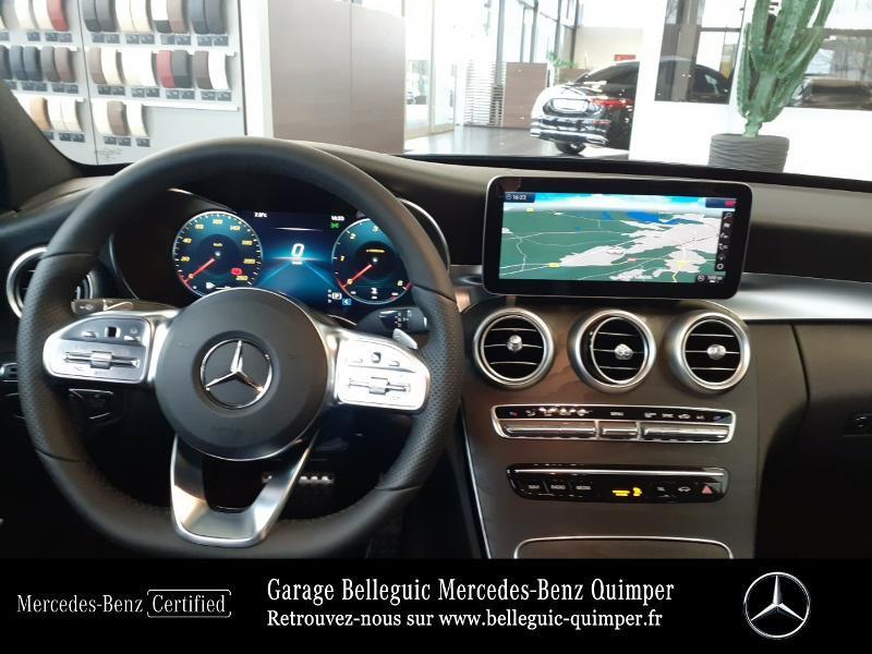 Photo 6 de l'offre de MERCEDES-BENZ Classe C 220 d 194ch AMG Line 9G-Tronic à 45900€ chez Garage Belleguic - Mercedes-Benz Quimper