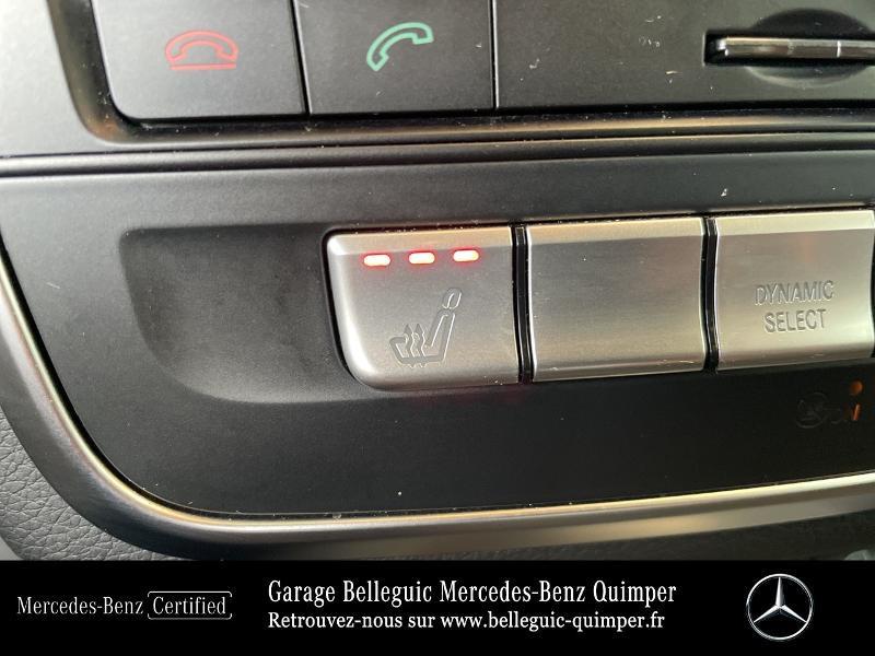 Photo 29 de l'offre de MERCEDES-BENZ Classe GLA 180 d Fascination 7G-DCT à 27490€ chez Garage Belleguic - Mercedes-Benz Quimper